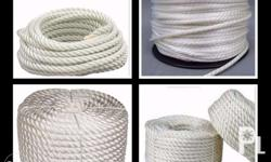 Nylon Rope Size: #6 x 20m On Stock For orders please