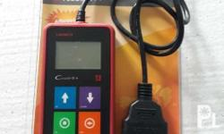 Launch X431 CREADER IV+ car universal code scanner is a