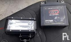 5L battery OD GEL 2nd hand Very good condition P500