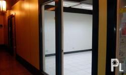 Office for rent located Cebu City.The office space is
