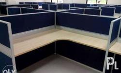 Our Services: Office Partition System/Workstation
