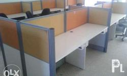 Customize (Office Furniture & Partition) FAST