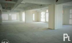 PEZA Office Space along EDSA with option to fit out!