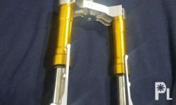 - Ohlins Front Inverted Shocks for Yamaha Aerox/Nmax -
