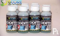 30ml Gcore Oil Additive for motorcycle. It helps