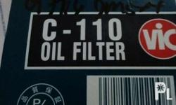 VIC OIL FILTER for avanza new condition hindi pa