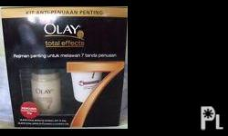 Deskripsiyon Olay Total Effect 7-In-1 Anti Aging Cream