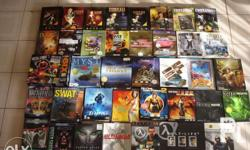 Selling all my PC Games Compilation OLD and NEW PC