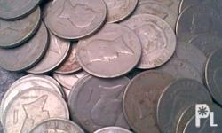 Phillipines Old Coins From 1963 to 1974 SALE if you