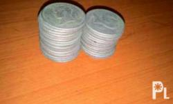 Old 1972 74 and other old coins 30 pcs..