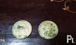 Old Coins 1 Peso 1972 and 1974 PHP 500 each! Meet Up: