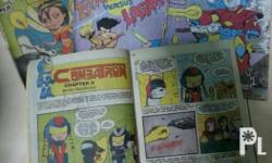 Selling very Old funny comics since 1900s. Bata batuta