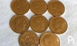 For sale Gold coins 6.5 grams 90% gold P16,000 each 8