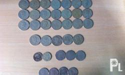SALE P100 each Philippine Old Coins: 1972 One Peso
