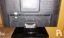 For sale OLEVIA TV-Monitor. With HDMI input, VGA input,