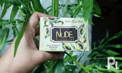 Nude Handmade Essentials Classic Olive Face Bar *Mild