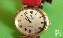 Omega de ville ladies watch for sale hand winding after