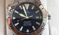 This is an original omega sea master professional 300m