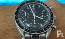 Omega speedmaster reduced excellent good condition! No