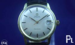 Omega Seamaster Geneve Automatic watch in great vintage