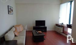 For Rent: One (1) bedroom condo unit, fully-furnished