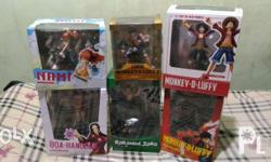 For Sale: One Piece Figure -Minkey D Luffy Battle Ver.