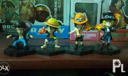 -One Piece Figures -Luffy -Ace -Sabo -Law -Class A -250