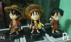 -One Piece Figures -Monkey the Luffy Figures -300 each