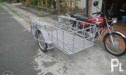 open sidecar brand new newly built good for personal
