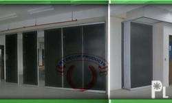 A Partitions use in schools, offices, restaurants,