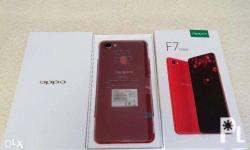 Oppo f7 6ram 128gb complete With warranty No receipt.