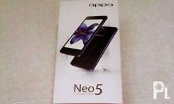 Im selling my Brand New OPPO NEO 5 100% smooth no