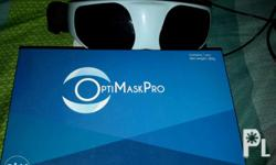 Optimask pro for selling... 2mos ago lng po skin...