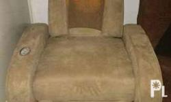 Optimum Nova Massage Chair Rush for sale For negotiable