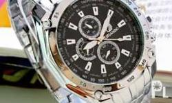 OrlAndo watch Water resistant Stainless steel