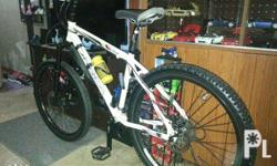 Orbea Mtb orbea size 17 frame Deore group set 9 speed