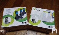Oricom eco720-3 DECT Digital Cordless Phone For only
