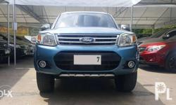 2014 Ford Everest 4X2 DSL AT LTD Edition 1st Owner