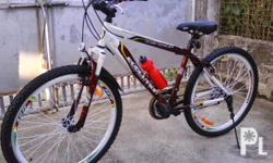 Deskripsiyon ORIGINAL SGM EVOLUTION MOUNTAIN BIKE FOR
