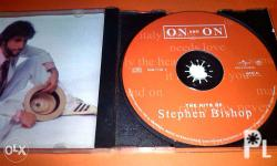 """Blue """"All Rise"""" 2Cd's P150 """"ON & ON The Hits of Stephen"""