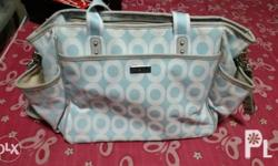 Original baby bag for sale Slightly used bought it in