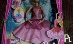 Rush Sale! Original Barbie Doll The Pink Shoes