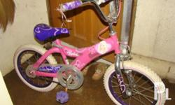 Deskripsiyon FOR SALE ORIGINAL BARBIE BIKE FROM USA.