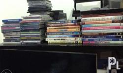 Various films and music for sale. PM me for list.