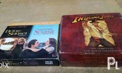 "1. Limited Edition Box Set ""Before Sunset and Before"