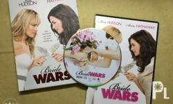 Original DVD, comes with the Bride Wars DVD Box