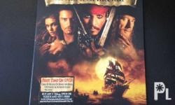 original dvd movies titles: pirates of the carribean