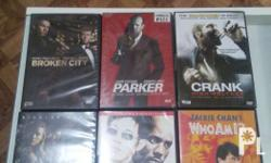 Selling my preloved DVD collection. Second hand but in