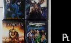 All 7 DVDs for P400 Conan The Barbarian 3D Rise Of An