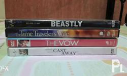 Selling these original award winning DVD movies as a